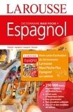 Larousse - Dictionnaire Maxi poche + Espagnol - Français-espagnol ; espagnol-français. Avec 1 carte d'activation pour tablette.