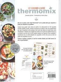 Le grand livre thermomix. 120 nouvelles recettes