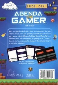 Agenda 100% gamer  Edition 2020-2021