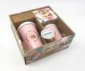 Bérengère Abraham et Fabrice Besse - Coffret Thé ou café ? - Avec 2 mugs en céramique avec des couvercles en silicone.