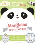 Marie Costa - Les mandalas des p'tits pandas.