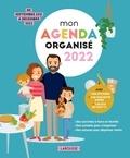 Larousse - Mon agenda organisé - De septembre 2021 à décembre 2022.