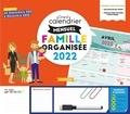 Larousse - Grand calendrier mensuel famille organisée - 16 mois, de septembre 2021 à décembre 2022.