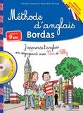 Véronique Anderson et Marie-Reine Bernard - Méthode d'anglais Bordas - J'apprends l'anglais en voyageant avec Tim et Polly. 1 CD audio