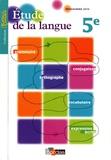 Joëlle Paul et Julie Berrier - Etude de la langue 5e - Manuel de l'élève.
