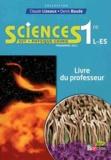 Claude Lizeaux et Denis Baude - Sciences SVT Physique-Chimie 1e L-ES - Livre du professeur, programme 2011.