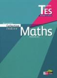 Michel Poncy et Jean-Louis Bonnafet - Maths Tle ES Spécialité - Programme 2012.