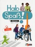 Elisabeth Lansel - Allemand Palier 1 - 2e année A1-A2 Hab Spass !.