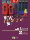 Séraphine Lansonneur - Anglais 2e New missions - Workbook.