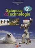 Yves Jusserand et Martine Sache - Sciences & Technologie 6e.