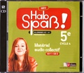 Elisabeth Lansel - Allemand 5e LV2 A1 Hab Spass! Neu - Matériel audio collectif. 2 CD audio