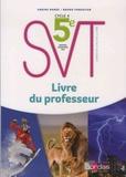 Sabine Bobée et Bruno Forestier - SVT 5e Cycle 4 - Livre du professeur.