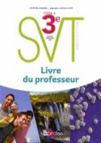 Sabine Bobée et Bruno Forestier - SVT 3e - Livre du professeur.