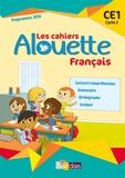 Odile Grumel - Français CE1 Les cahiers Alouette.