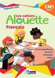 Bordas - Français CM1 Alouette - Cahier d'exercices.