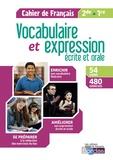Sabine Fayon et Isabelle Boireau - Vocabulaire et expression écrite et orale - Cahier de français 2de, 1re.