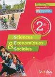 Bordas - Sciences économiques et sociales 2de - Manuel de l'élève.