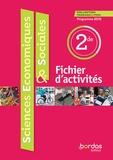 Cédric Passard et Pierre-Olivier Perl - Sciences économiques & sociales 2de Passard & Perl - Fichier d'activités.