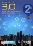 Christophe Declercq - Sciences numériques et technologie 2de 3.0.