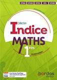 Michel Poncy et Denis Vieudrin - Maths 1res technologique Indice.