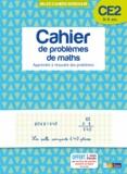 Alain Charles et Françoise Blanchis - Cahier de problèmes de maths CE2 8-9 ans - Apprendre à résoudre des problèmes.