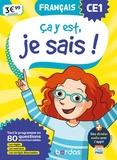 Françoise Lemau et Marie-Christine Olivier - Français CE1 Ca y est, je sais !.