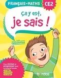 Bordas - Français Maths CE2 - Les fondamentaux.