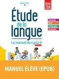 Joëlle Paul - Etude de la langue 5e, 4e, 3e Cycle 4 - Manuel de l'élève.