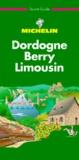 Michelin - Dordogne, Berry, Limousin.