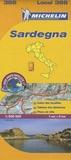 Michelin - Sardegna - 1/200 000.