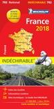 Michelin - France - 1/1 000 000.