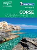 Michelin - Corse. 1 Plan détachable