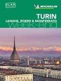 Michelin - Turin - Langhe, Roero et Monferrato. 1 Plan détachable