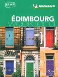 Michelin - Edimbourg. 1 Plan détachable