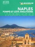 Michelin - Naples, Pompéi et côte amalfitaine. 1 Plan détachable