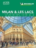 Michelin - Milan et les lacs. 1 Plan détachable