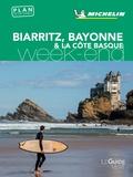 Michelin - Biarritz, Bayonne & la Côte basque. 1 Plan détachable