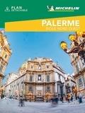 Michelin - Palerme - Sicile nord ouest. 1 Plan détachable