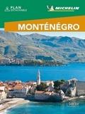 Michelin - Monténégro. 1 Plan détachable