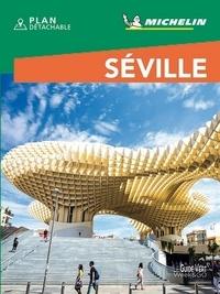 Michelin - Séville. 1 Plan détachable