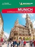 Michelin - Munich - Châteaux royaux de Bavière. 1 Plan détachable