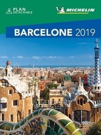 Michelin - Barcelone. 1 Plan détachable