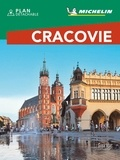 Michelin - Cracovie. 1 Plan détachable