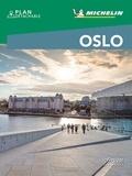 Michelin - Oslo. 1 Plan détachable