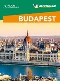 Michelin - Budapest. 1 Plan détachable