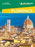 Michelin - Florence. 1 Plan détachable