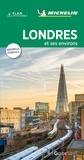 Michelin - Londres et ses environs. 1 Plan détachable