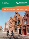 Michelin - Bruges & la côte belge. 1 Plan détachable