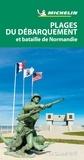 Michelin - Plages du débarquement et bataille de Normandie.
