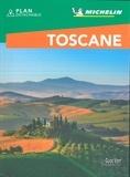 Michelin - Toscane. 1 Plan détachable